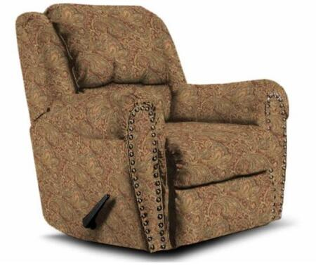 Lane Furniture 21495S161421 Summerlin Series Transitional Wood Frame  Recliners