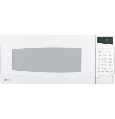 GE PEM31DMWW Counter Top Microwave Oven