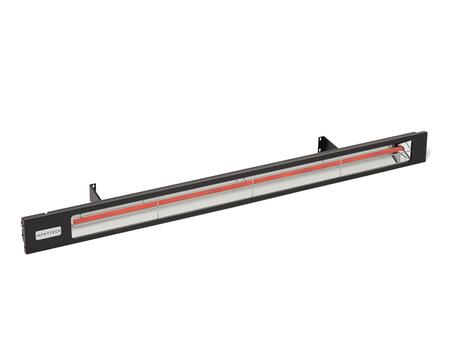"Infratech SL4024 Infratech Slim Line 64"" Single Element Heaters with 4000 Watts Quartz Heater"