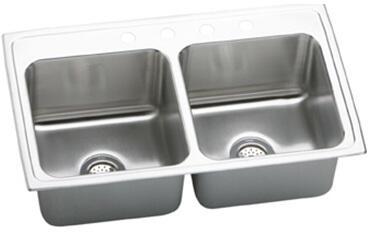 Elkay DLR331910MR2 Kitchen Sink