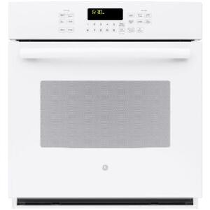 """GE Profile PT7050DFWW 30"""" Single Wall Oven 