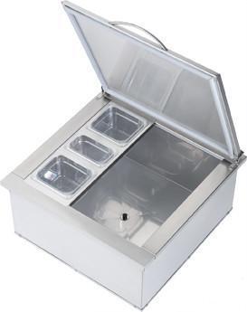 OCI OCIDC2  Outdoor Refrigerator