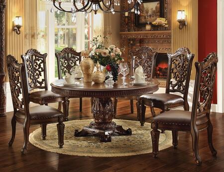 b1009c27be7898 Acme Furniture 620206CH Vendome Dining Room Sets | Appliances Connection