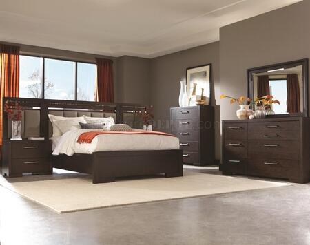 Coaster 204461KE4PC Berkshire King Bedroom Sets