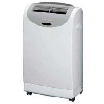 Friedrich P09B Portable Air Conditioner Cooling Area,