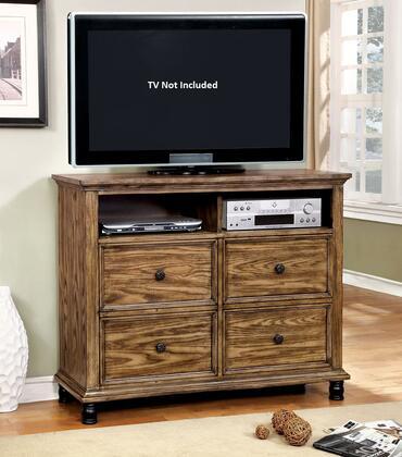 Furniture of America CM7558TV Mcville Series  Chest