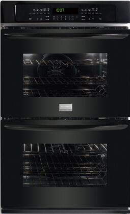 Frigidaire FGET2765KB Double Wall Oven, in Black