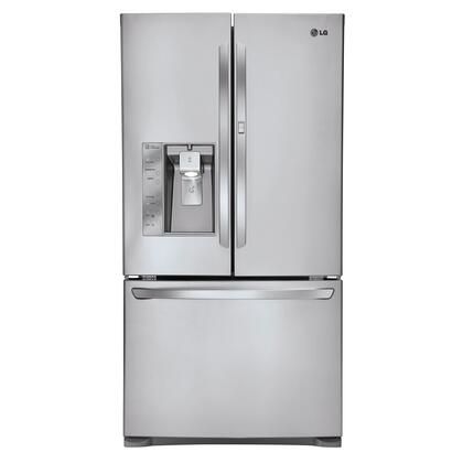 LG LFX29945ST  French Door Refrigerator with 29.0 cu. ft. Total Capacity