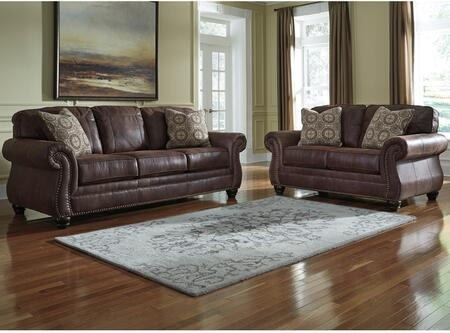 Flash Furniture FBC8009SETESPGG Contemporary Faux Leather Living Room Set
