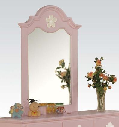 Acme Furniture 00740 Floresville Series Rectangle Portrait Dresser Mirror