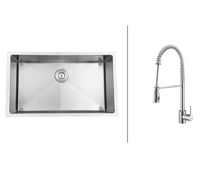 Ruvati RVC2306 Kitchen Sink
