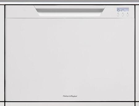 Fisher Paykel DD24SI6V2 DishDrawer Series Drawers Semi-Integrated Dishwasher