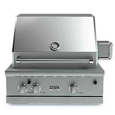 Viking VGBQ53002RENSS  Built In Grill, in Stainless Steel