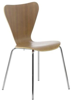 Euro Style 02845 Tendy Series  Dining Room Chair