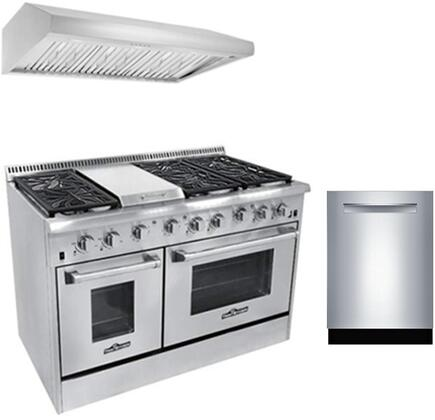 Thor kitchen 749974 kitchen appliance packages for Kitchen appliance packages