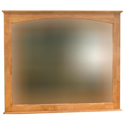 Atlantic Furniture C71007 Manhattan Series  Mirror