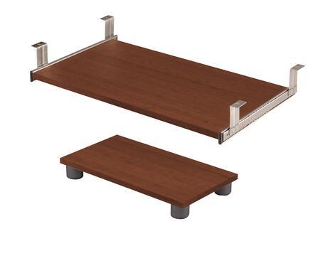 Bestar Furniture 99830 Prestige + keyboard shelf and CPU platform