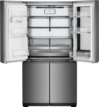LG Signature LUPXS3186N 36 Inch French Door Refrigerator, in