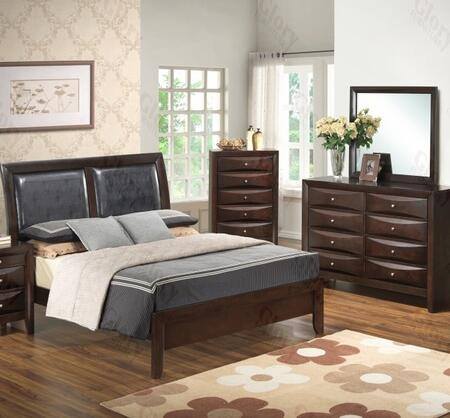 Glory Furniture G1525AFBDM G1525 Full Bedroom Sets
