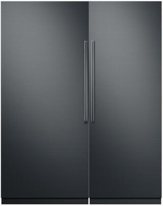 Dacor 786389 Modernist Side-By-Side Refrigerators