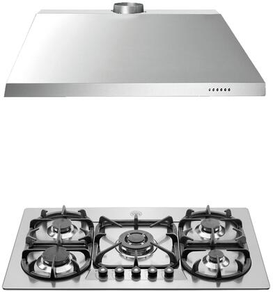 Bertazzoni 708376 Professional Kitchen Appliance Packages