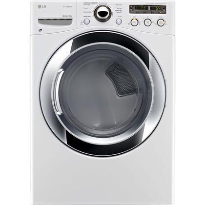 LG DLGX3251W  Gas Dryer, in White