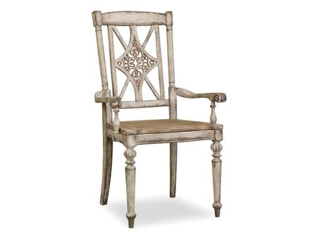 Chatelet Fretback Arm Chair Image 1