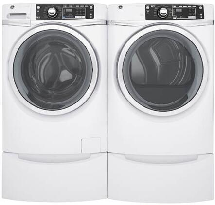 GE 733817 Washer and Dryer Combos