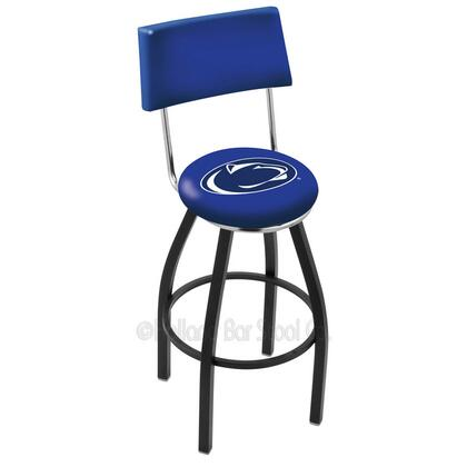 Holland Bar Stool L8B430PENNST Residential Vinyl Upholstered Bar Stool