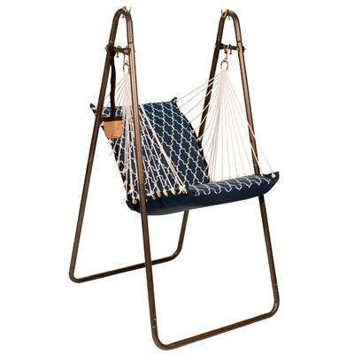 Algoma 1525X Hanging Chair with Stand Set