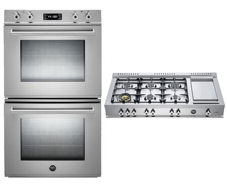 Bertazzoni 347048 Professional Kitchen Appliance Packages