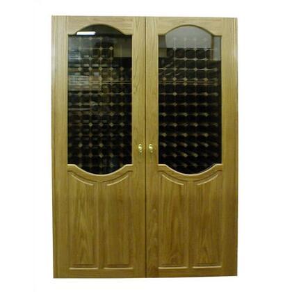 "Vinotemp VINO700LONDONWP 51"" Wine Cooler"