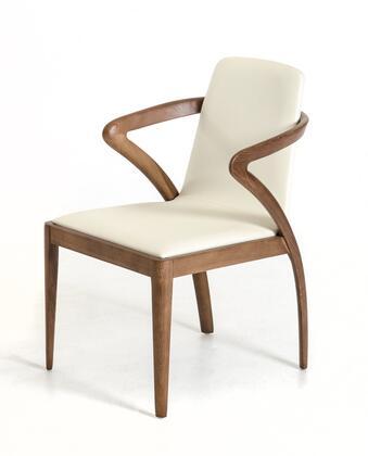 VIG Furniture VGCSCH13068 Modrest Falcon Series Modern Wood Frame Dining Room Chair