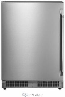 Dacor OF24LS  Counter Depth All Refrigerator with 5.5 cu. ft. Capacity
