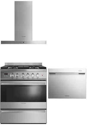 Fisher Paykel 719009 Kitchen Appliance Packages