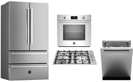 Bertazzoni 768361 Professional Kitchen Appliance Packages