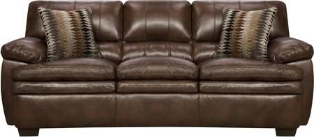Simmons Upholstery 9545030201EDITORBROWN Editor Living Room