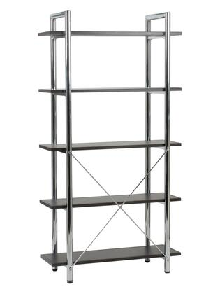 Euro Style 27852Laurence Series  Bookcase