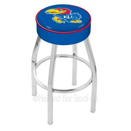 Holland Bar Stool L8C125KNSASU Residential Vinyl Upholstered Bar Stool