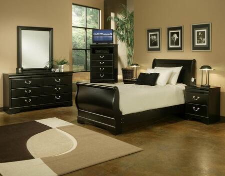 Sandberg 325G Regency Bedroom Sets