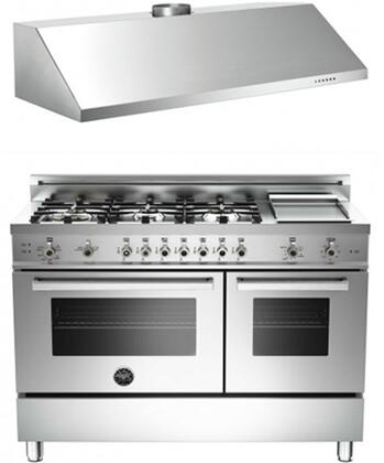 Bertazzoni 715026 Professional Kitchen Appliance Packages