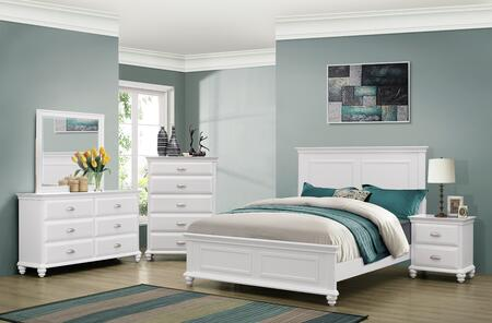Simmons Upholstery 1009665268SK Cape Cod King Bedroom Sets