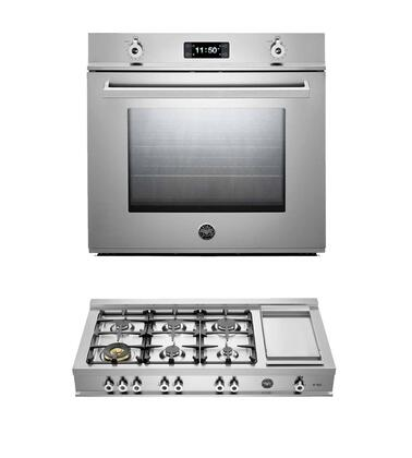 Bertazzoni 346874 Professional Kitchen Appliance Packages