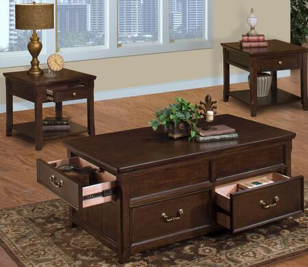 New Classic Home Furnishings 30007CEE Timber City Living Roo