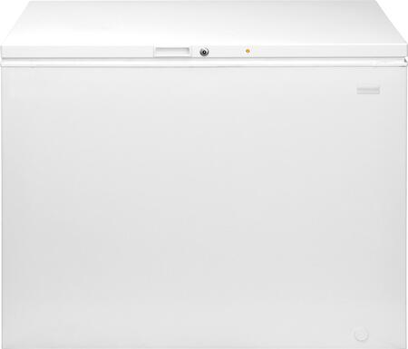 Frigidaire FFCH13M2MW Freestanding Chest Freezer
