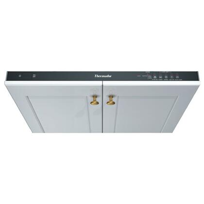 Thermador DWHD410HPR Masterpiece Quartz Series Built-In Fully Integrated Dishwasher