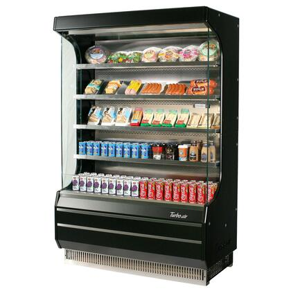 Turbo Air TOM40B  Freestanding Refrigerator