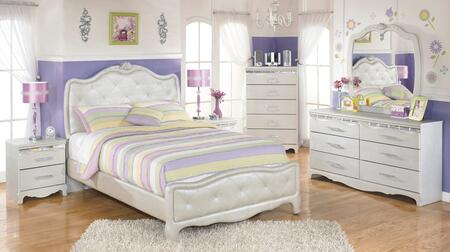 Milo Italia BR270FUBDMN Greene Full Bedroom Sets
