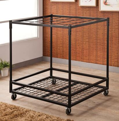 Rug Rack in Black