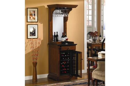 """Tresanti DC2344C6502425 25.30"""" Wine Cooler, in Premium Birch"""